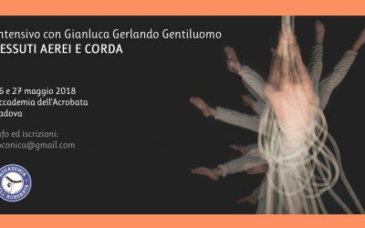 Workshop Gianluca Gentiluomo – tessuti, corda, cinghie